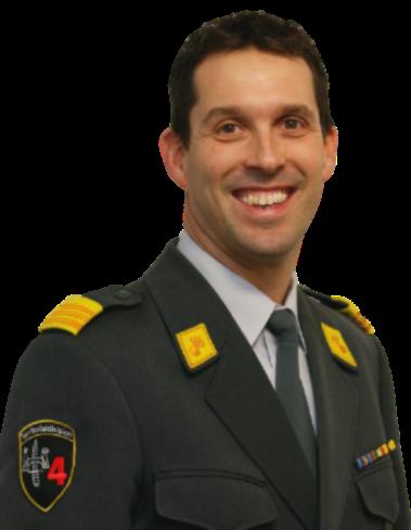 Oberst Michael Götte